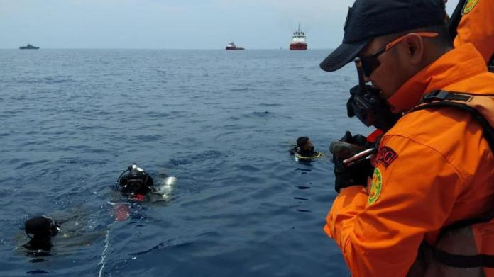 One Black Box Recovered From Crashed Indonesia Jet Official