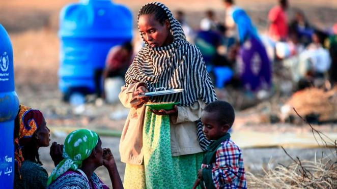 Ethiopia says 10,000 prisoners missing from town it took over in Tigray
