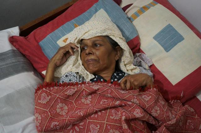 Beyummah, who challenged the constitutional validity of UAPA in the Supreme Court last year, fears she won't last long to see her son, Zakariya walk free from jail. Depression has taken a toll on her health, including a major stroke.