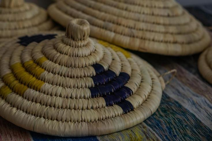 More than a hundred women coming from rural villages are part of the Cit'ESS Kanawita network and all of them make traditional products and handcrafts using eco-friendly materials that protects the region's intangible heritage and the environment.