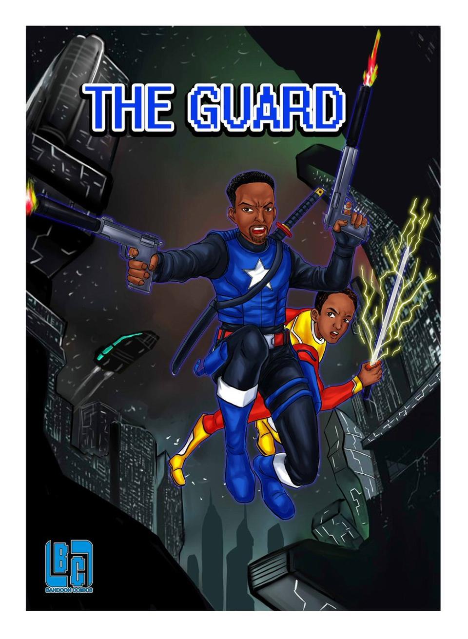 The Guard is a futuristic sci-fi based in Mogadishu.