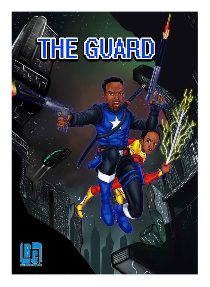The Guard is a futuristic sci-fi based in Mogadishu.