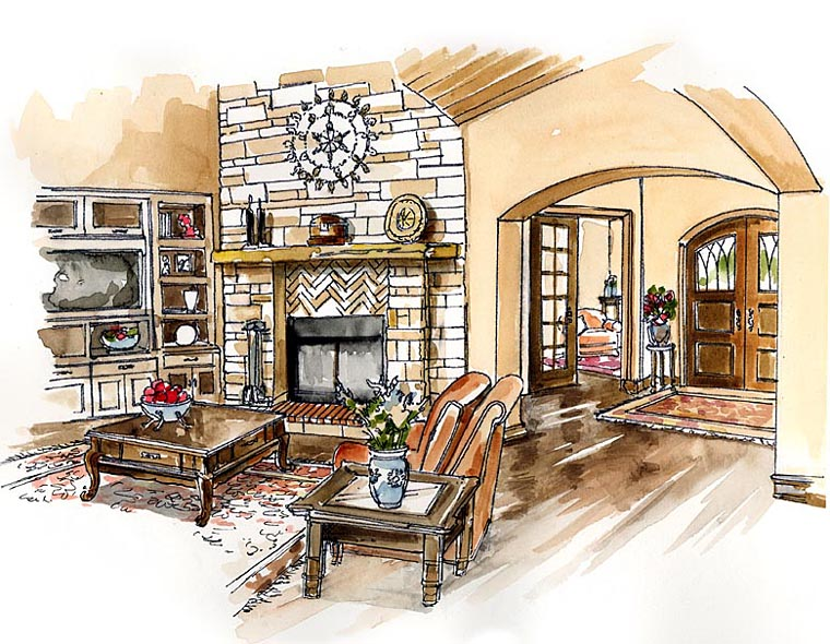 House Plan 30507 Photo Gallery Family Home Plans