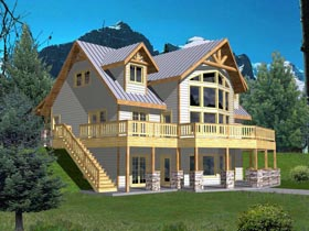 House Plan 85316 at FamilyHomePlans com Coastal House Plan 85316 Elevation
