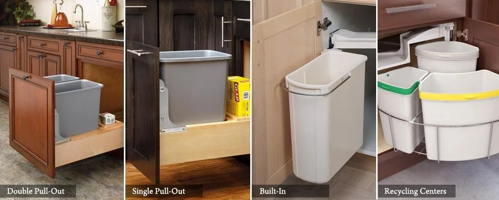 pull out trash cans cabinetparts com