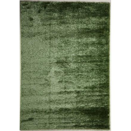mat shaggy zeigen brillante und elegante 80 x 80 cm zottigen moonlight grun amp story 5333