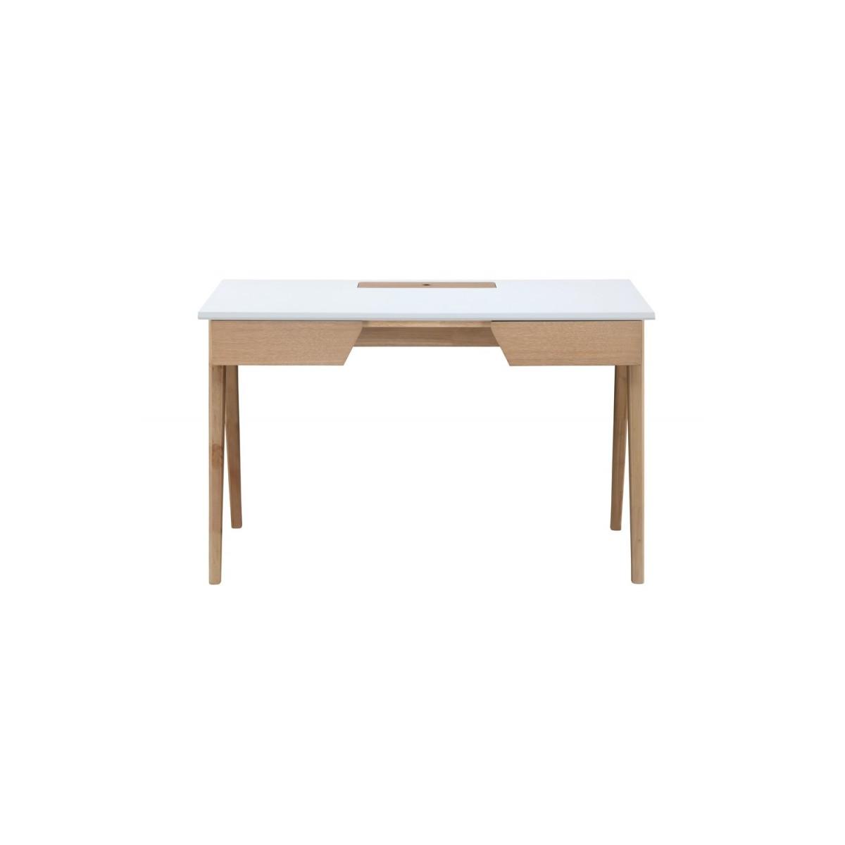 richtige burogestaltung und skandinavischen timeo aus holz 120 cm klar white oak amp story 5436