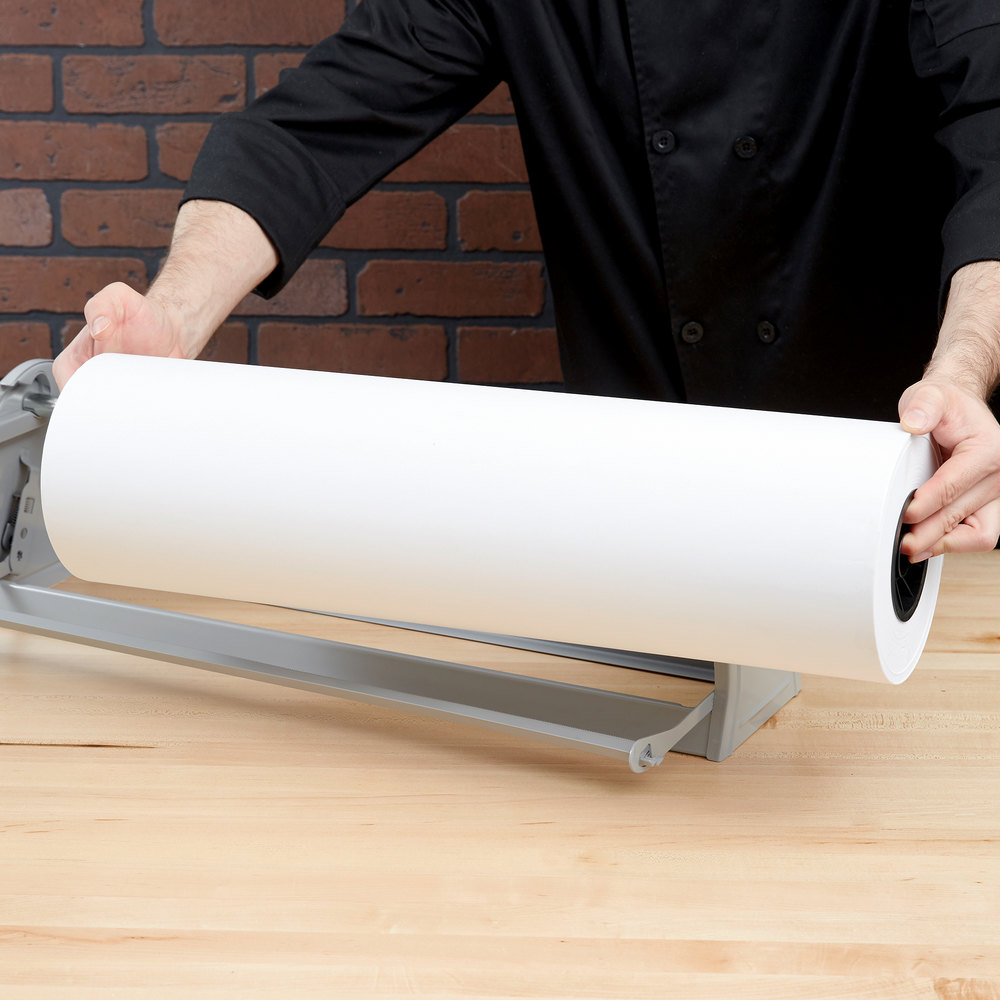 Meat Dispenser Paper Wrapping