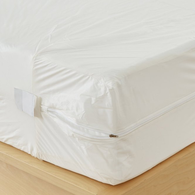 Bargoose Zippered Vinyl Bed Bug Proof Twin Mattress Encat Main Picture Image Preview