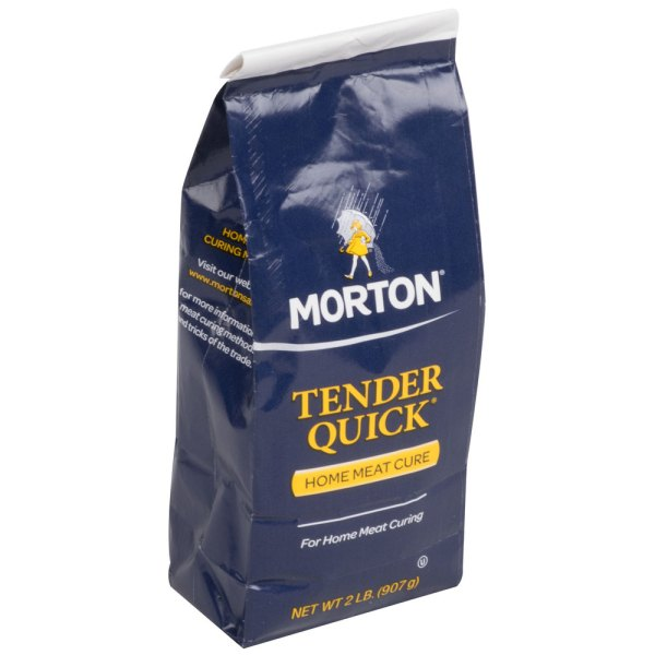 Morton 2 lb. Tender Quick Meat Cure