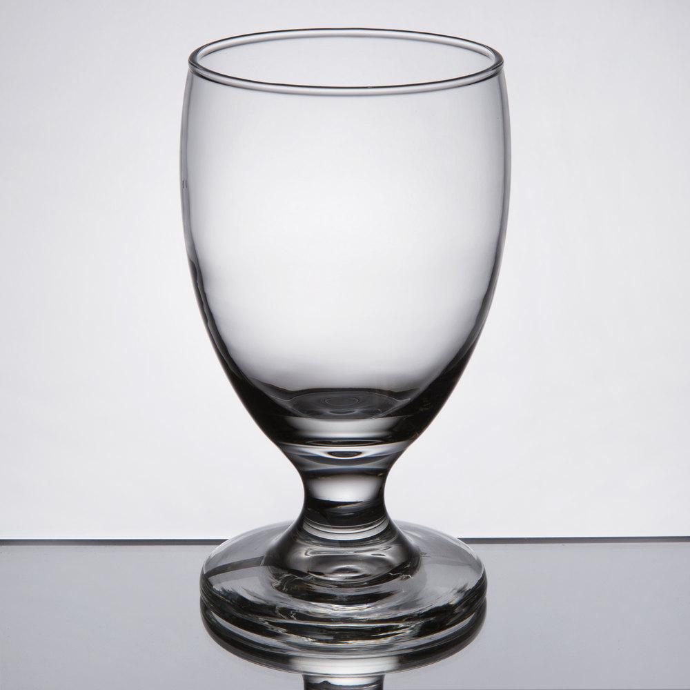 Core 105 Oz Glass Goblet 12Case