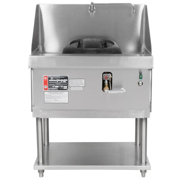 Commercial Induction Cooker Single Burner Chinese Wok Range