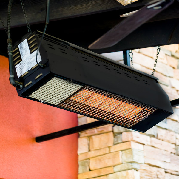 schwank mo 2150 ng natural gas black outdoor patio heater 50 000 btu