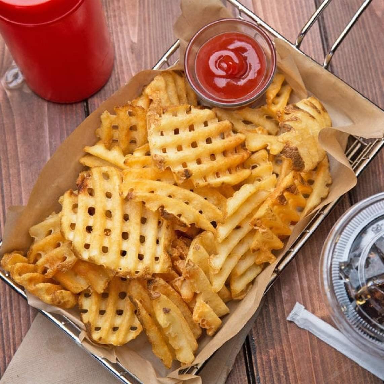 Hasil gambar untuk Waffle Fries