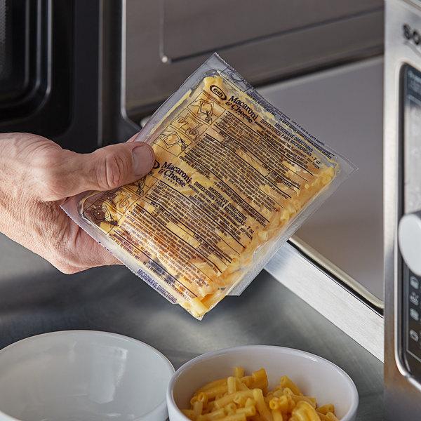 kraft 7 oz macaroni and cheese single serve entree pouch 36 case