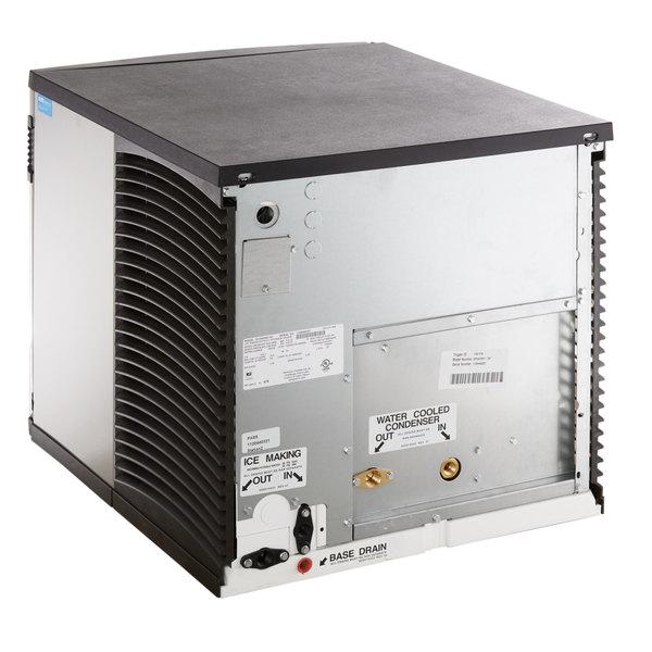 manitowoc idt0420w 161 indigo nxt 22 water cooled dice ice machine 115v 470 lb