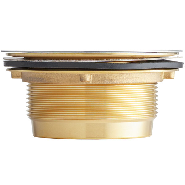 3 1 2 mop sink drain assembly