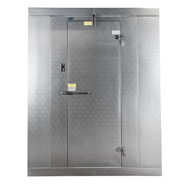nor lake klb77812 c kold locker 8 x 12 x 7 7 indoor walk in cooler