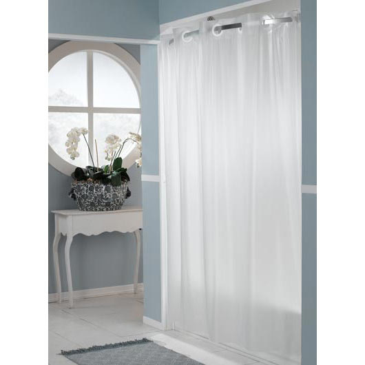 it s a snap rbh14hh12 frost peva one planet shower curtain liner with magnets 70 x 54