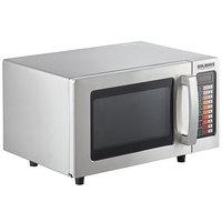 panasonic ne 1054f stainless steel commercial microwave oven 120v 1000w