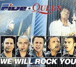 Five & Queen - WE WILL ROCK YOU (DJ SHTOPOR REMIX) в MP3 ...