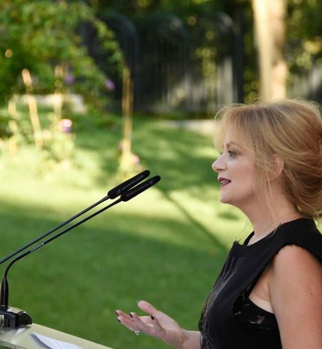 Iris Luarasi:  Është koha për cilësi, gratë në
