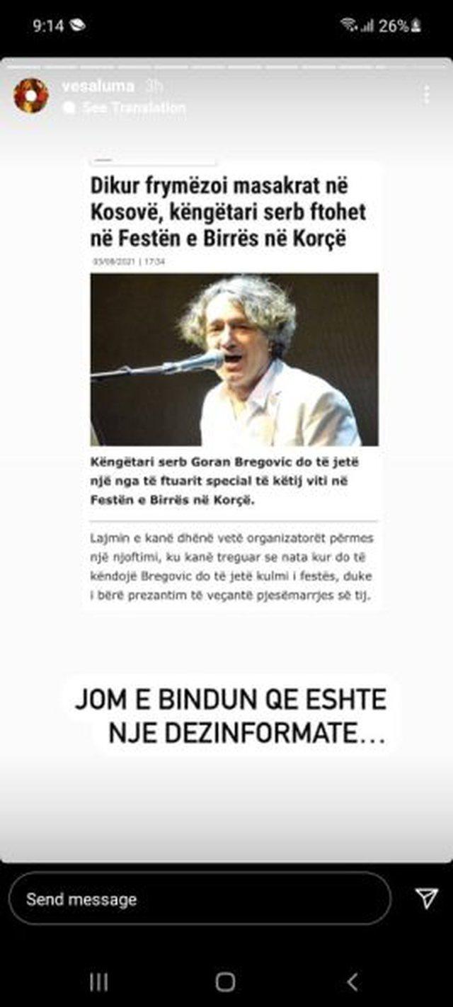 """""""Ca kosovarë i kanë lënë serbët kot"""