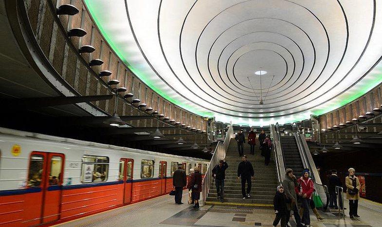 Stacionet më të jashtëzakonshme të metrove në