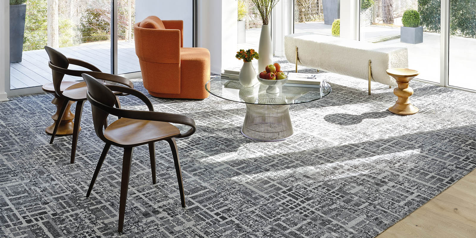 shaw contract introduces three new collections canadian interiors