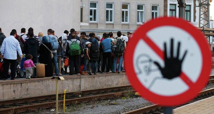 Migranti in Austria