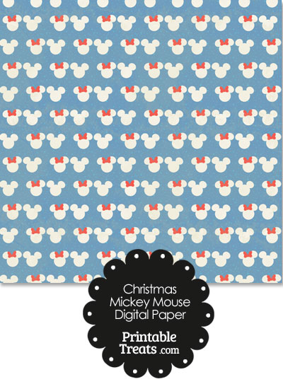 Pictures Can You Mouse Minnie Print