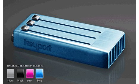 Keyport Key holder now available