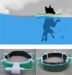 Float-a-Pet for dogs who cannot swim