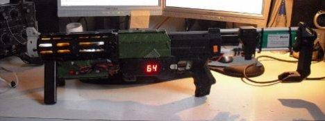 RFID Terminator Gun