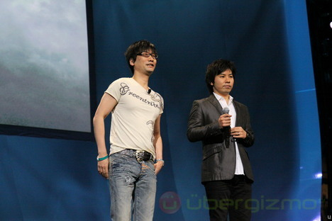 E3: MGS4 for PSP Kick Ass Preview with Hideo Kojima
