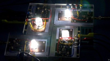 Wireless data transfer record smashed