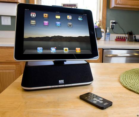 Altec Lansing Octiv Stage iPad dock announced
