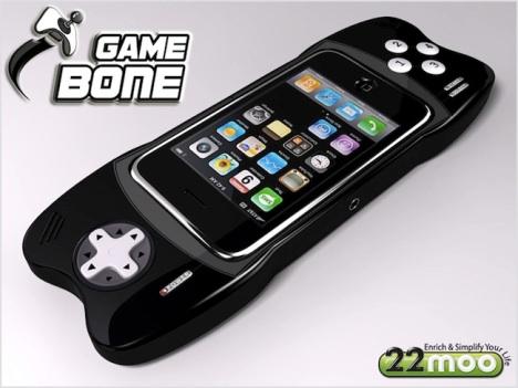 GameBone iPhone Gamepad Accessory