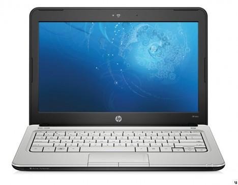 HP Mini 311 BIOS has been hacked