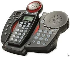 Clarity C4230 Phone can be heard around the neighborhood