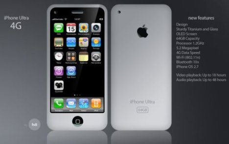 iPhone 4G To Be Announced On June 22nd?