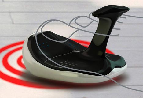 Toe Mouse concept