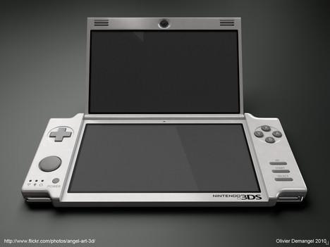 Rumor: Nintendo 3DS To Sport A 3D Camera?
