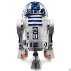 Voice Activated R2-D2 makes toys a little bit geekier than it already is