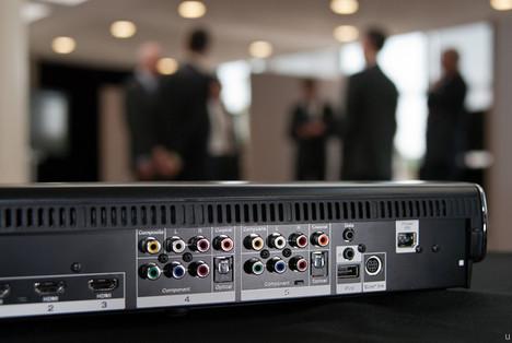 "Flat Screen, Full Sound: Bose Unveils Groundbreaking ""VideoWave"" System"