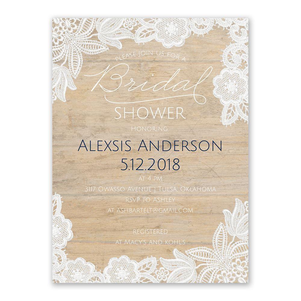 Cheap Invitations Wedding Shower