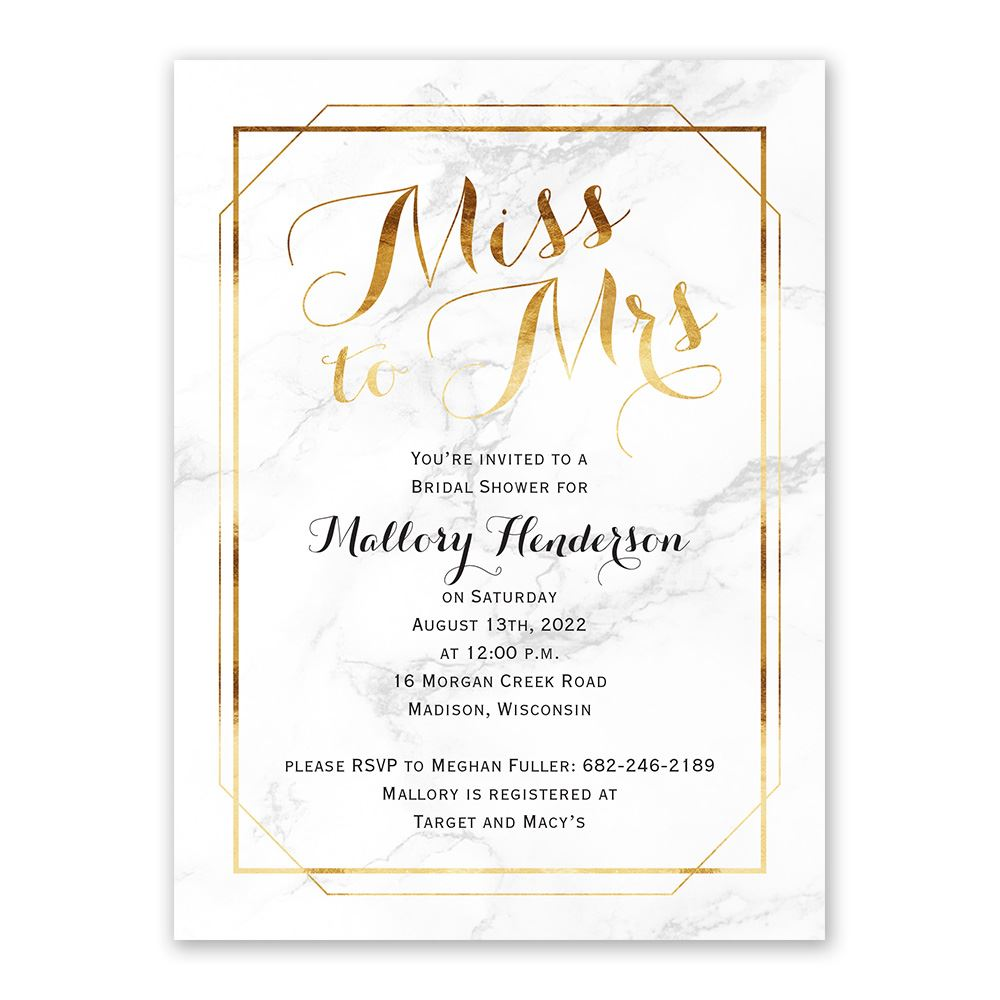 Cheap Custom Invitations