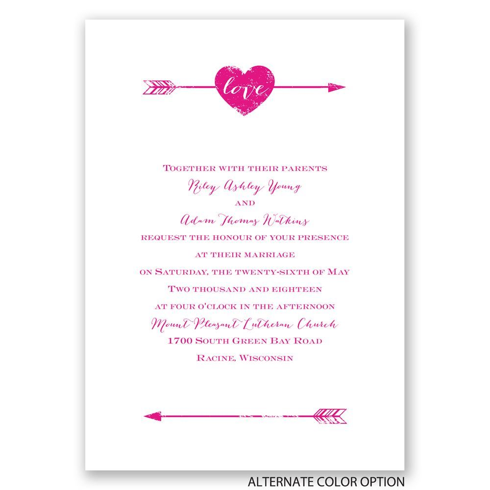 Affordable Wedding Shower Invitations