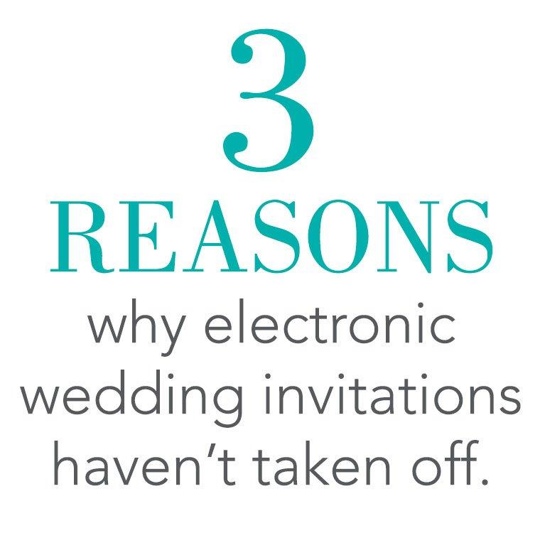 Electronic Wedding Invitations Samples
