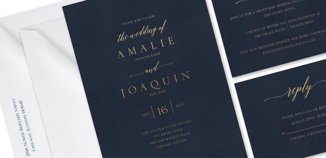 Traditional Wedding Invitation Wording Bride And Groom